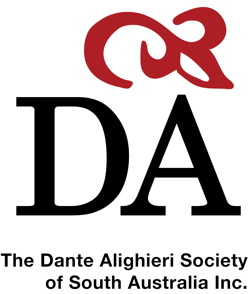 Dante Alighieri Society of SA Inc. logo